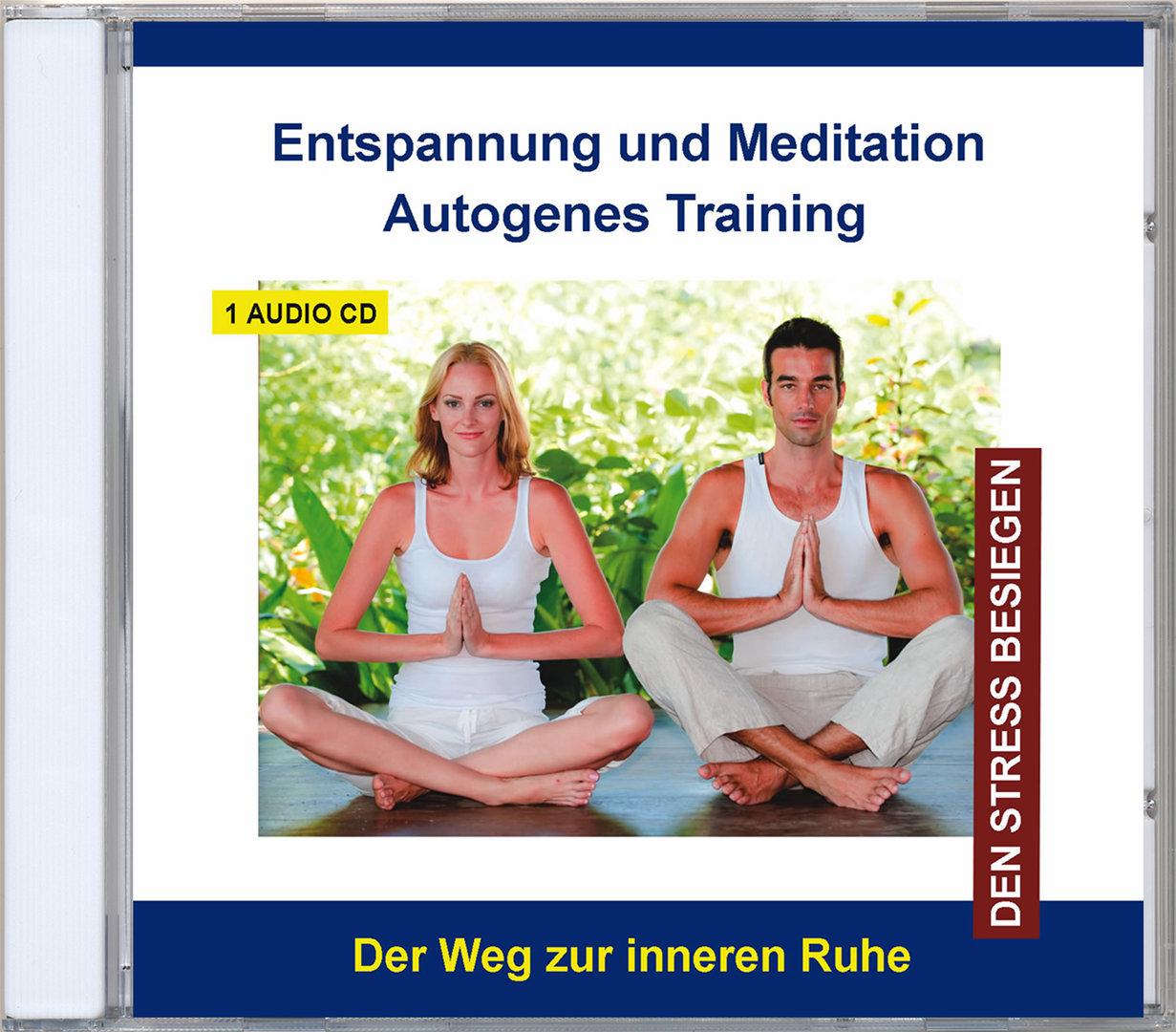 entspannung und meditation autogenes training audio cd. Black Bedroom Furniture Sets. Home Design Ideas