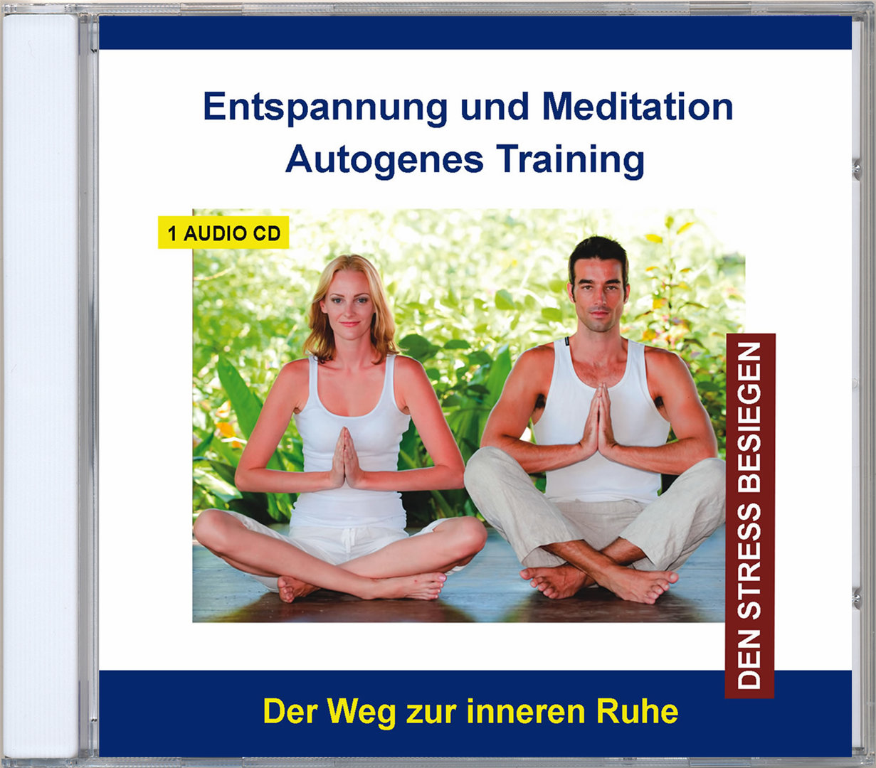 Entspannung und Meditation - Autogenes Training - Audio-CD