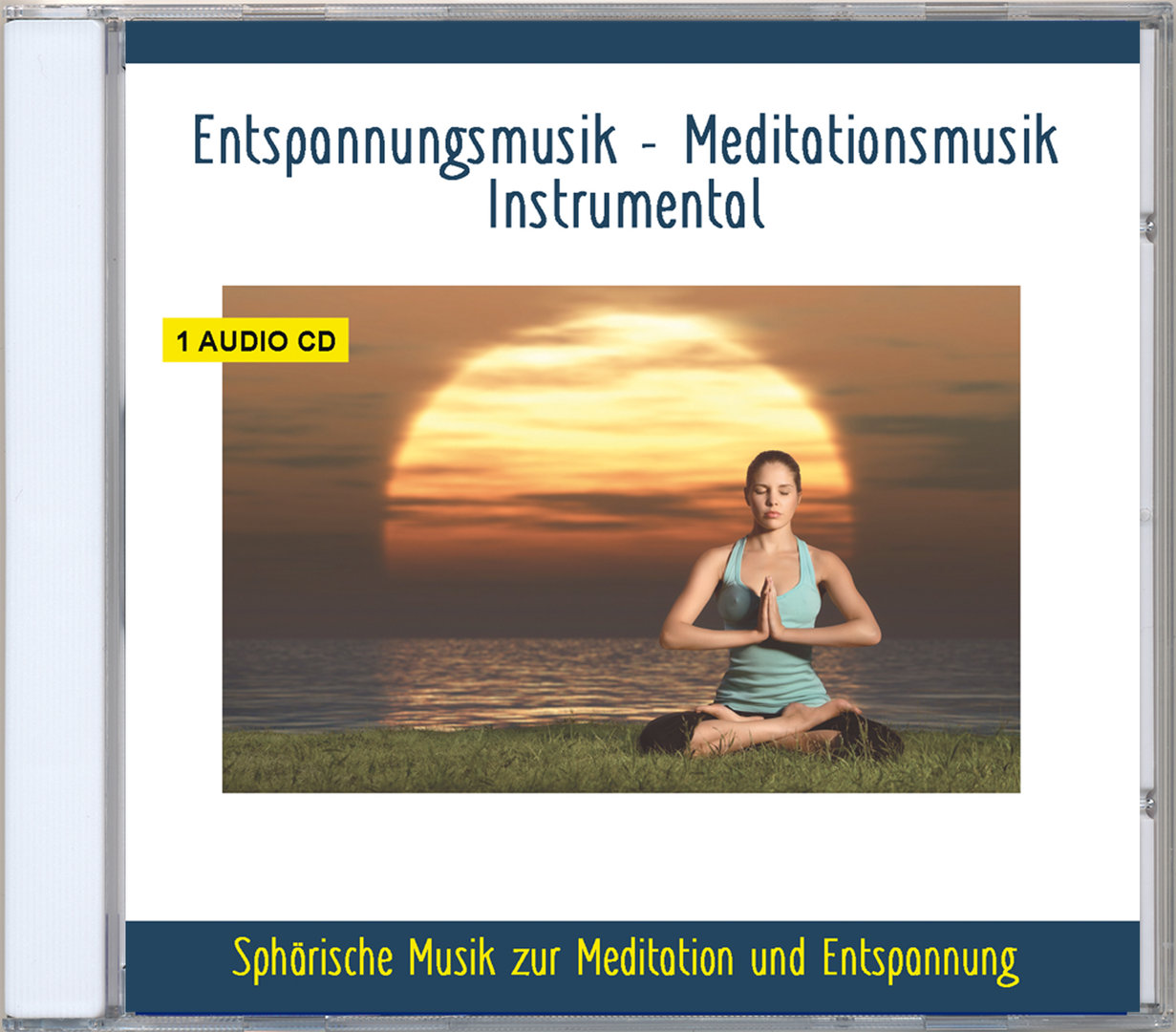 Entspannungsmusik - Meditationsmusik - Instrumental - Audio-CD