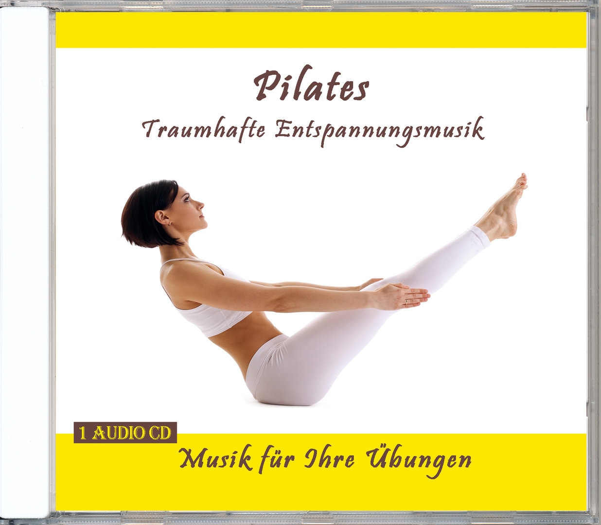 Pilates - Traumhafte Entspannungsmusik